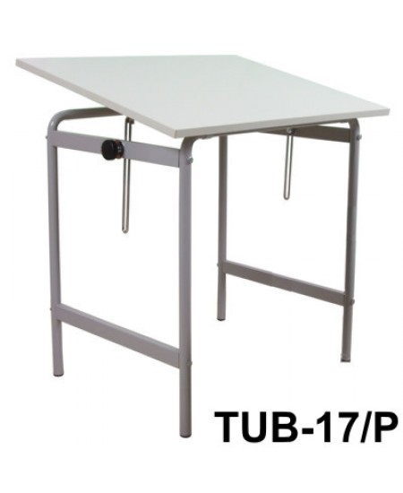 Mesa Para Desenho Tub 17/P 80x60cm BP-80 Trident