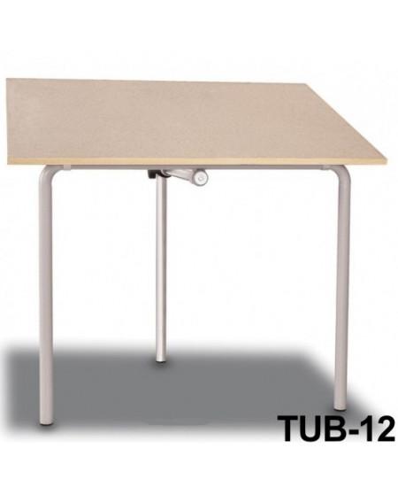 Mesa Para Desenho Tub 12 100x80cm PA-100 Trident