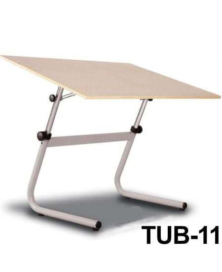 Mesa Para Desenho Tub 11 120x90cm PA-120 Trident