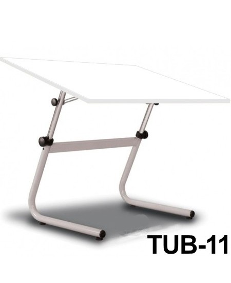 Mesa Para Desenho Tub 11 120x90cm BP-120 Trident