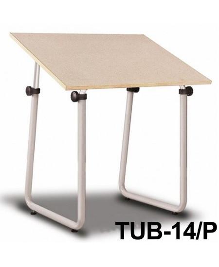 Mesa Para Desenho Tub 14/ P 80x60cm PA-80 Trident