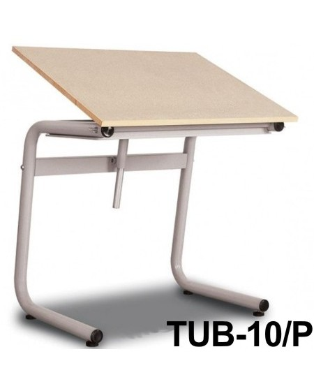 Mesa Para Desenho Tub 10/P 80x60cm PA-80 Trident