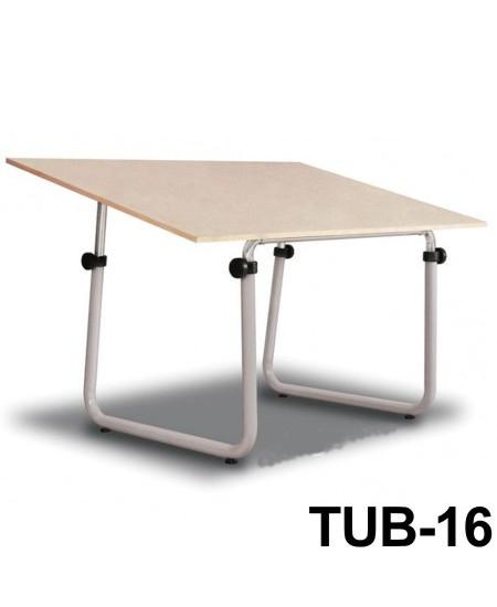 Mesa Para Desenho Tub 16 150x100cm PA-150 Trident
