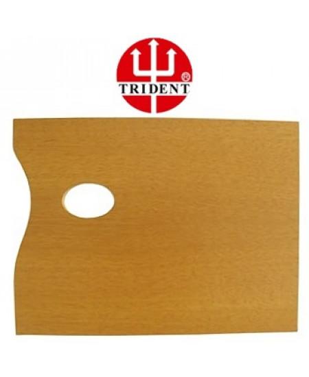 Paleta Pintura Profissional Trident 23x31cm 12410