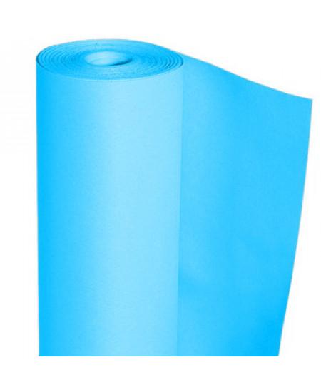Plástico Para Forrar Prancheta Azul 25x1,40mt Trident