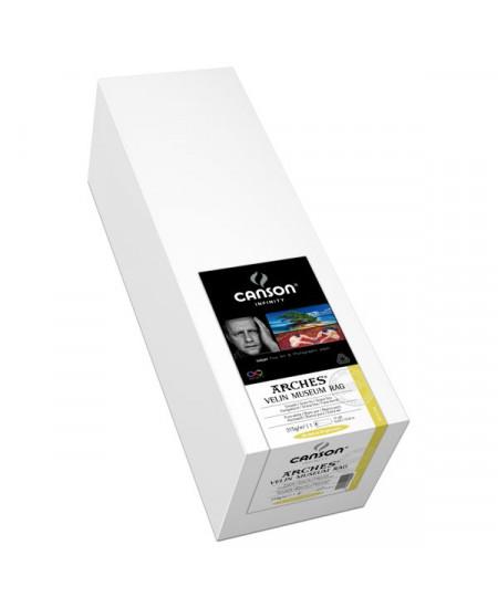 Rolo Papel Fotográfico Arches® Velin Museum Rag 315g/m² 111x15,2