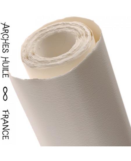 Rolo de Papel Para Tinta Óleo e Acrílico Arches® Oil