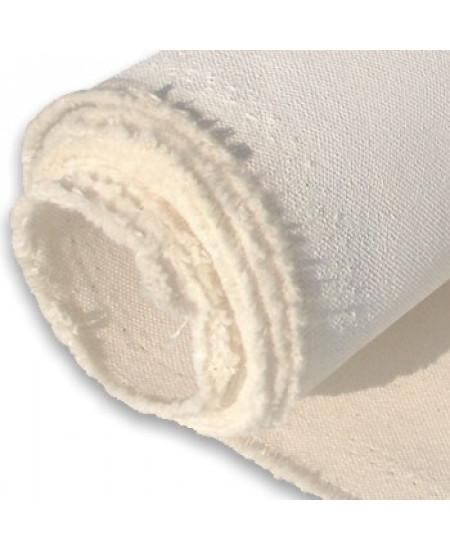 Rolo de Tecido em Algodão Para Tela Preparada 1,65 x 10,00mt
