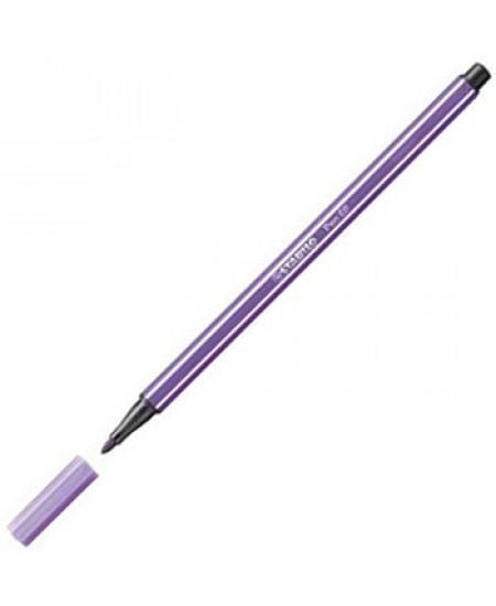 Caneta Stabilo Pen 68 55 Violeta