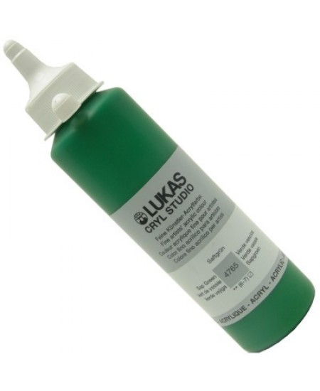 Tinta Acrílica Lukas Cryl Studio 250ml 4765 Sap Green