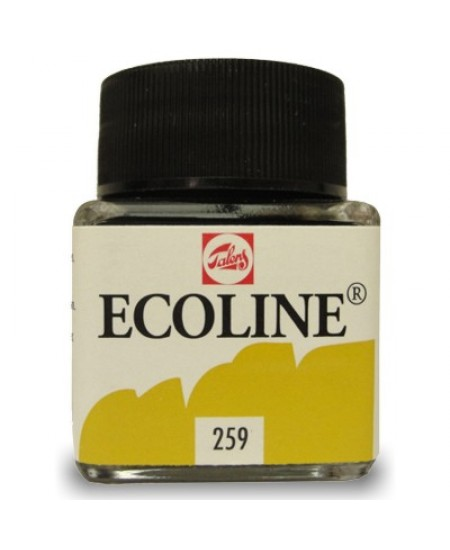 Ecoline Talens 30ml 259 Sand Yellow