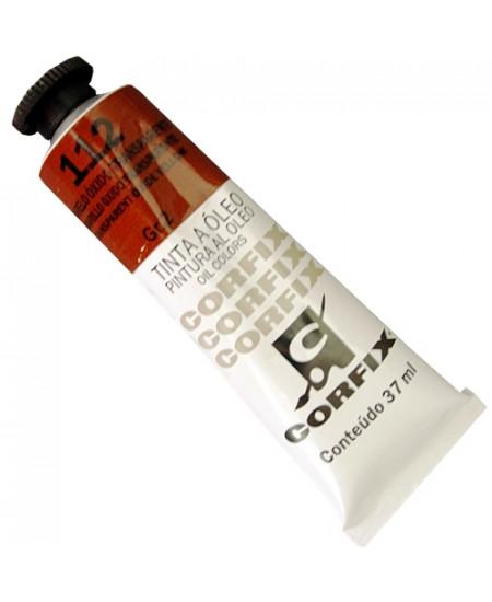 Tinta a Óleo Corfix 37ml 112 Amarelo Óxido Transp. - G2