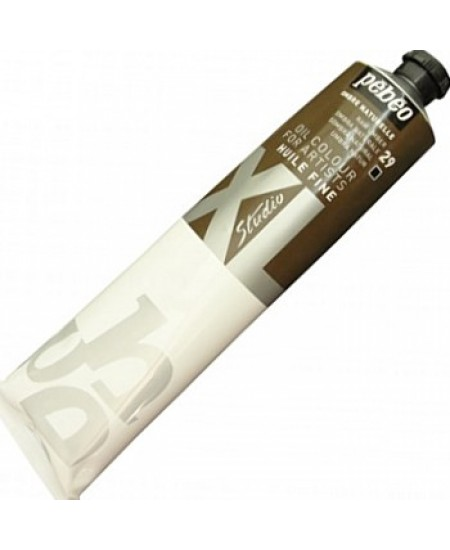 Tinta a Óleo Pébéo XL Studio 29 Sombra Natural 200ml