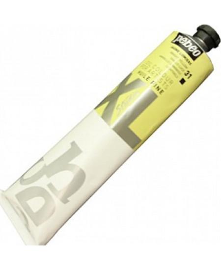 Tinta a Óleo Pébéo XL Studio 31 Amarelo Claro 200ml