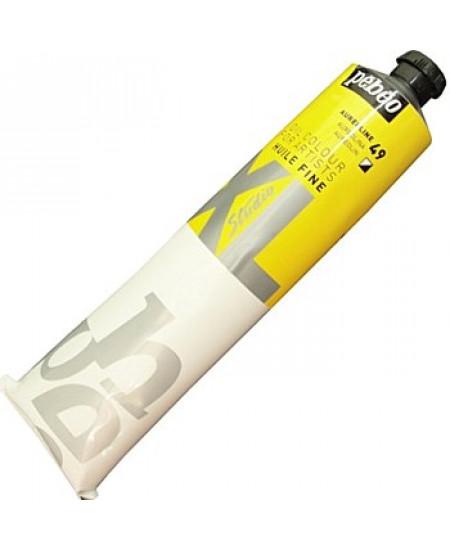 Tinta a Óleo Pébéo XL Studio 49 Amarelo Aureoline 200ml