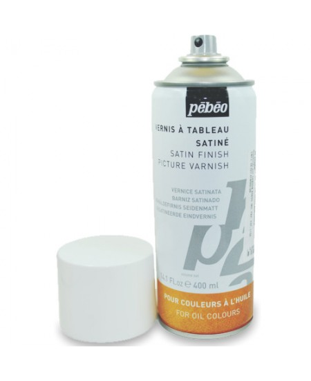 Verniz Spray Satinado Pébéo 400ml