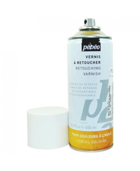 Verniz Spray Para Retoque Pébéo 400ml