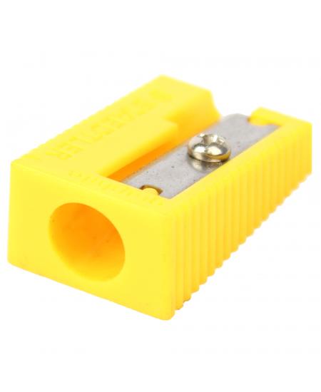 Apontador de Lápis Staedtler Amarelo