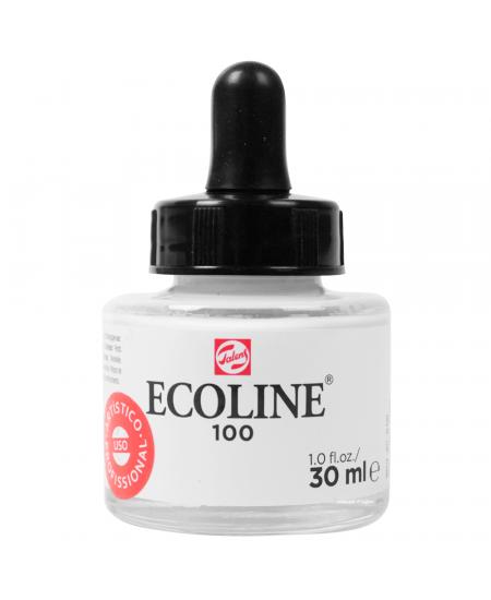 Aquarela Líquida Ecoline Talens 30ml 100 White