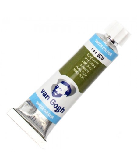 Aquarela Van Gogh Bisnaga 10 ml 620 Olive Green