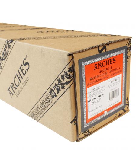 Rolo de Papel Para Aquarela Arches TT 300g/m²