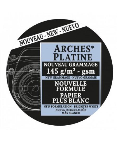 Papel Arches Platine para Impressão 56x76 145g/m²