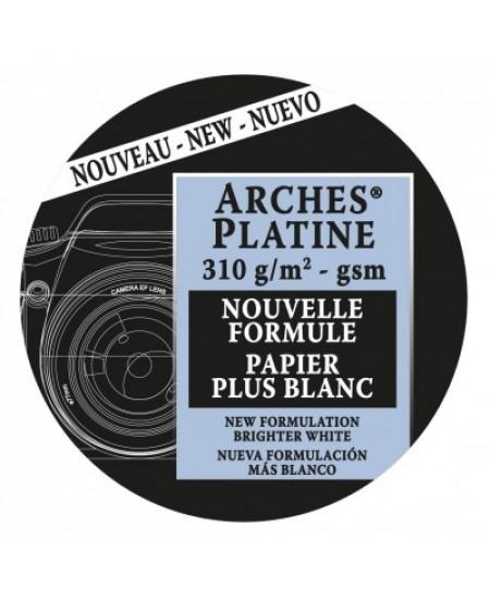 Papel Arches Platine para Impressão 56x76 310g/m²