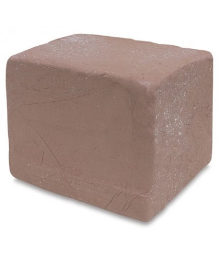 Argila Para Escultura e Artesanato Branca Paper Clay 10 Kg