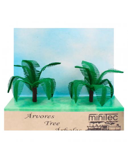 Árvore Para Maquete 709 Minitec 02 Peças