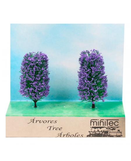 Árvore Para Maquete 721 Minitec 02 Peças