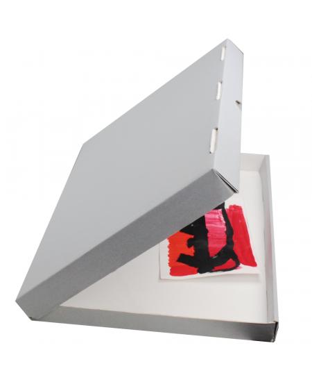 Caixa Arquivo Hahnemühle 605x435mm