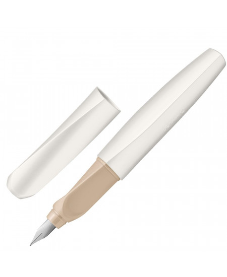 Caneta Tinteiro Pelikan Twist White Pearl