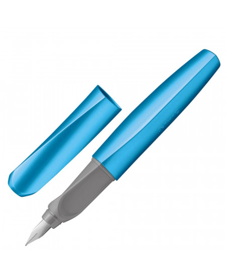 Caneta Tinteiro Pelikan Frosted Blue