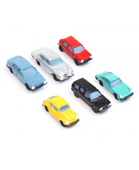 Miniatura de Carros 1/200 2315 Minitec 06  Peças