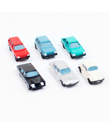 Miniatura de Carros 1/200 2317 Minitec 06  Peças