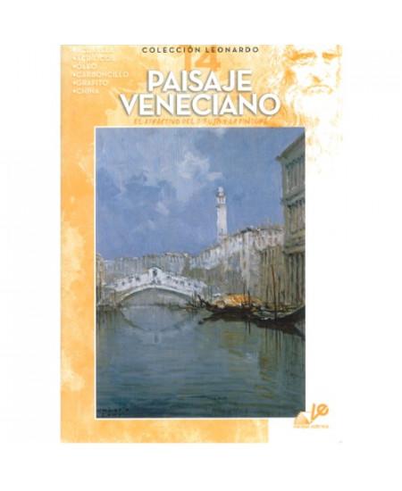 Paisaje Veneciano - Coleção Leonardo 14