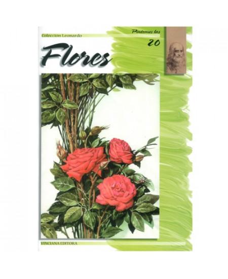 Flores - Coleção Leonardo 20