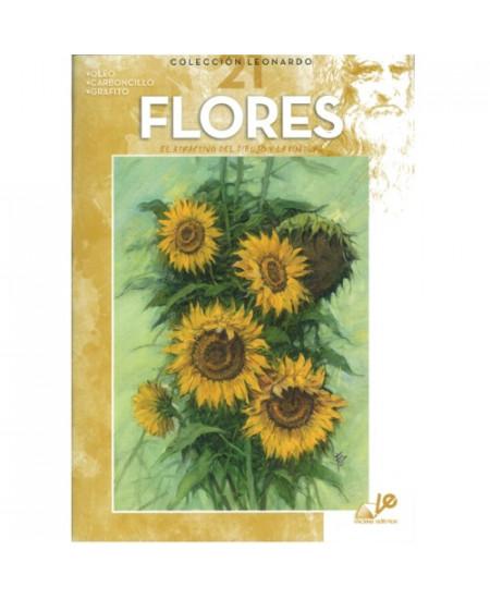 Flores - Coleção Leonardo 21