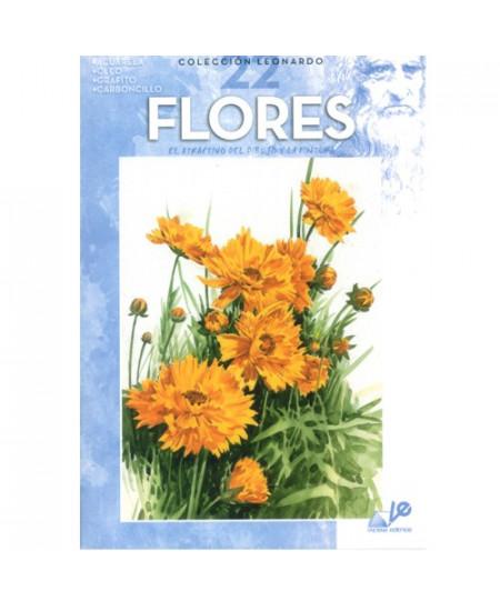 Flores - Coleção Leonardo 22