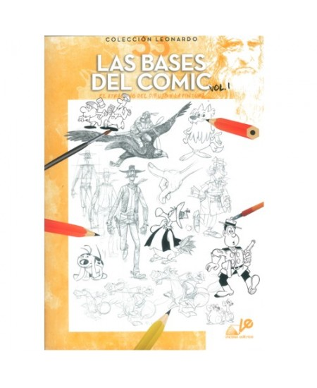 Las Bases Del Comic Vol. I - Coleção Leonardo 33