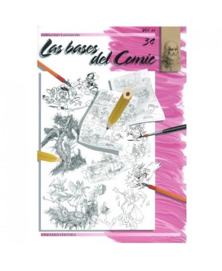 Las Bases Del Comic Vol. II - Coleção Leonardo 34