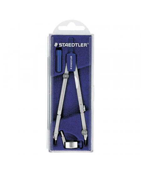 Compasso Técnico Staedtler 554 T01 com Prolongador