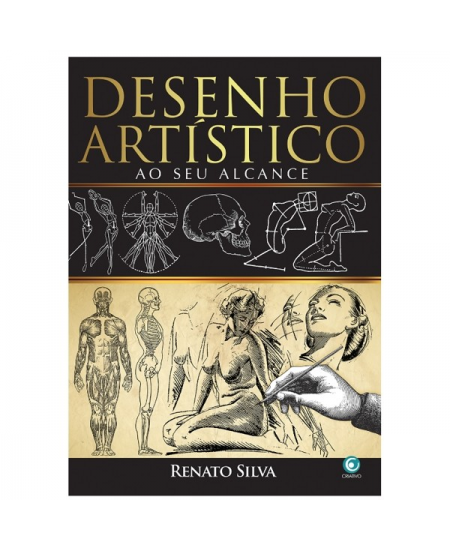 Desenho Artístico ao Seu Alcance - Renato Silva