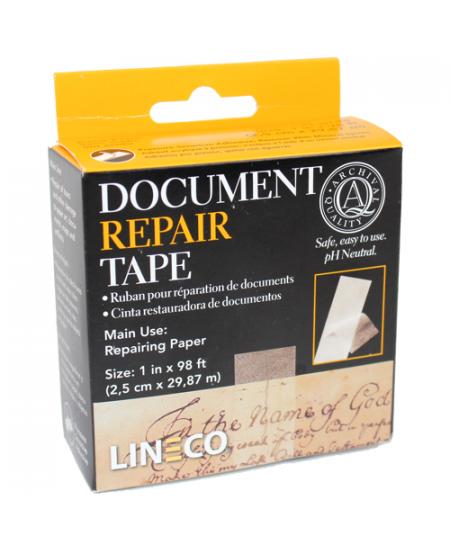 Fita Para Restauração de Documentos Lineco 533-0198