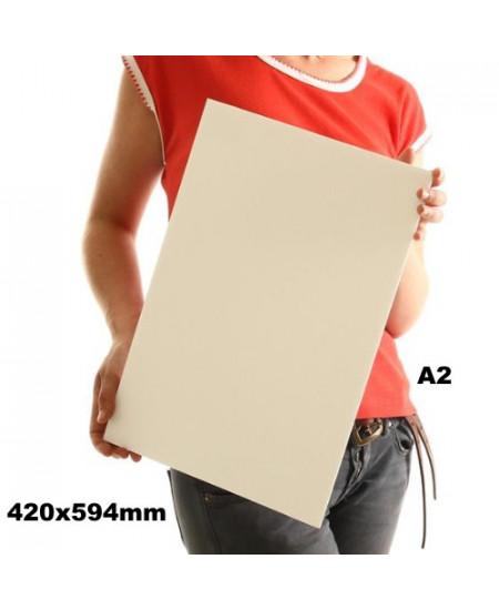 Placa Foam Board A2 Branco 5mm