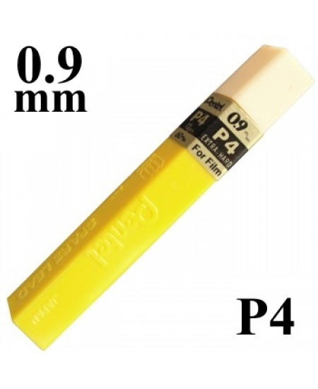 Mina Grafite Pentel 0.9mm P4
