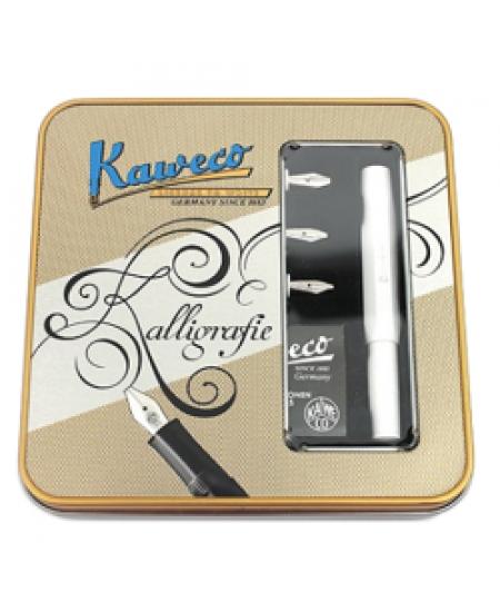 Kit de Caligrafica Profissional White Kaweco