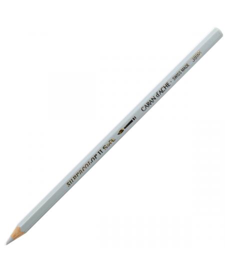 Lápis Aquarelado Caran D'Ache Supracolor 004 Steel Grey