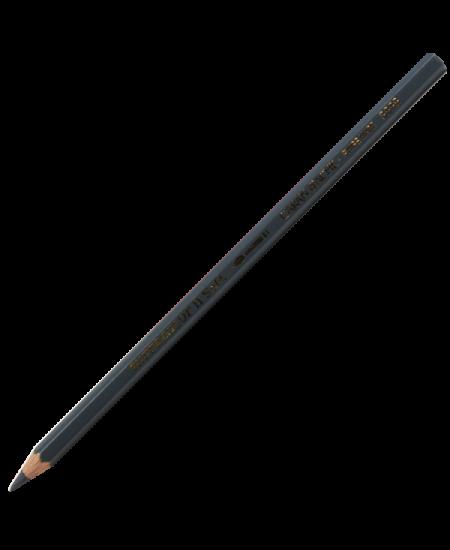Lápis Aquarelado Caran D'Ache Supracolor 008 Greyish Black