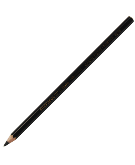 Lápis Aquarelado Caran D'Ache Supracolor 009 Black